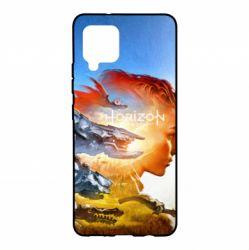 Чехол для Samsung A42 5G Horizon Zero Dawn art