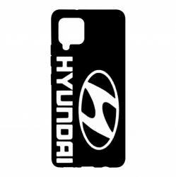 Чохол для Samsung A42 5G Hyundai Малих