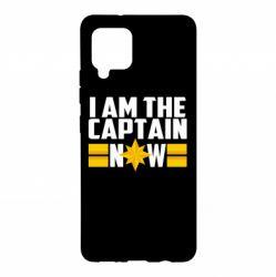 Чохол для Samsung A42 5G I am captain now
