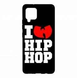 Чохол для Samsung A42 5G I love Hip-hop Wu-Tang