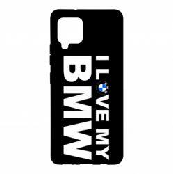 Чохол для Samsung A42 5G I love my BMW