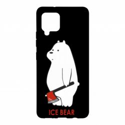 Чохол для Samsung A42 5G Ice bear