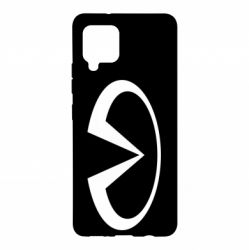 Чехол для Samsung A42 5G Infiniti logo