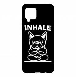 Чохол для Samsung A42 5G Inhale