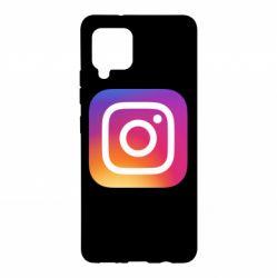 Чохол для Samsung A42 5G Instagram Logo Gradient