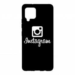 Чохол для Samsung A42 5G Instagram