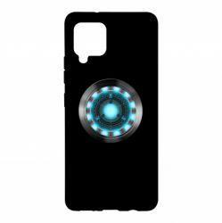 Чехол для Samsung A42 5G Iron Man Device