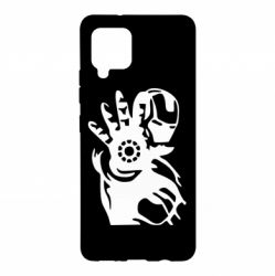 Чохол для Samsung A42 5G Iron man ready for battle