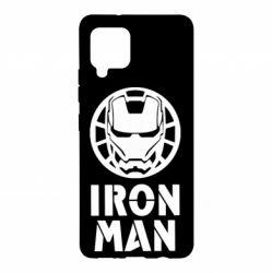 Чохол для Samsung A42 5G Iron man text
