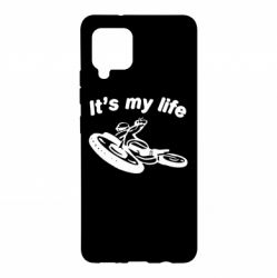 Чохол для Samsung A42 5G it's my moto life