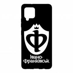 Чехол для Samsung A42 5G Ивано-Франковск эмблема