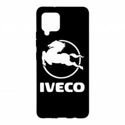 Чехол для Samsung A42 5G IVECO