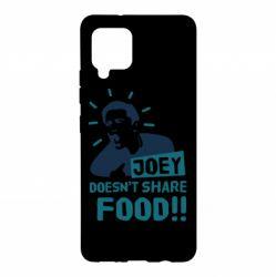 Чехол для Samsung A42 5G Joey doesn't share food!
