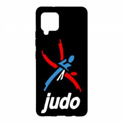 Чохол для Samsung A42 5G Judo Logo