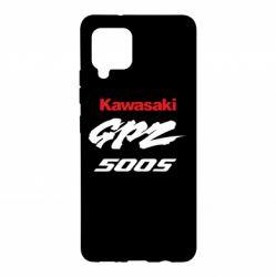 Чохол для Samsung A42 5G Kawasaki GPZ500S