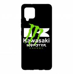 Чохол для Samsung A42 5G Kawasaki Monster Energy