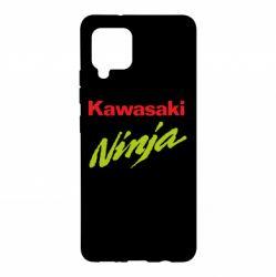 Чохол для Samsung A42 5G Kawasaki Ninja