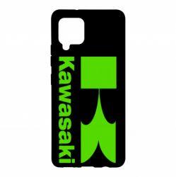 Чехол для Samsung A42 5G Kawasaki