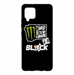 Чохол для Samsung A42 5G Ken Block Monster Energy