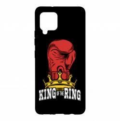 Чохол для Samsung A42 5G king of the Ring