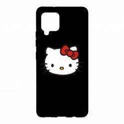 Чохол для Samsung A42 5G Kitty