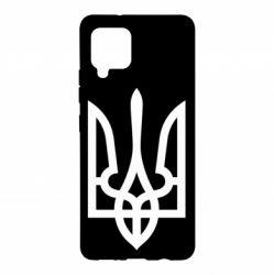 Чехол для Samsung A42 5G Класичний герб України