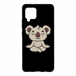 Чехол для Samsung A42 5G Koala