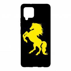 Чохол для Samsung A42 5G Кінь