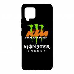Чохол для Samsung A42 5G KTM Monster Enegry