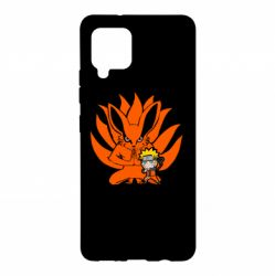 Чохол для Samsung A42 5G Kurama And Naruto