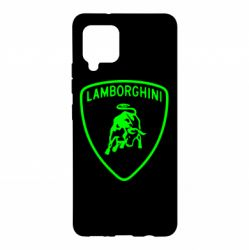 Чохол для Samsung A42 5G Lamborghini Auto