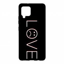 Чохол для Samsung A42 5G lil peep: love