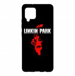 Чохол для Samsung A42 5G Linkin Park Альбом
