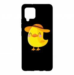 Чехол для Samsung A42 5G Little chicken