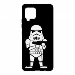 Чохол для Samsung A42 5G Little Stormtrooper