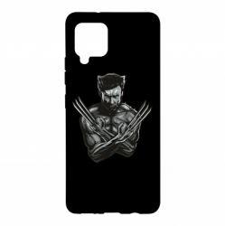 Чохол для Samsung A42 5G Logan Wolverine vector