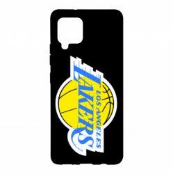Чохол для Samsung A42 5G Los Angeles Lakers