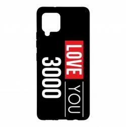 Чехол для Samsung A42 5G Love 300