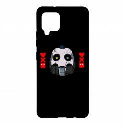 Чехол для Samsung A42 5G Love death and robots