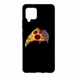 Чехол для Samsung A42 5G Love Pizza 2