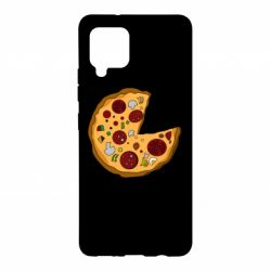 Чохол для Samsung A42 5G Love Pizza