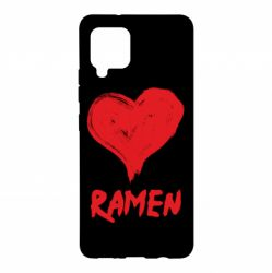 Чохол для Samsung A42 5G Love ramen