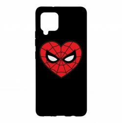 Чохол для Samsung A42 5G Love spider man