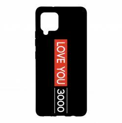 Чехол для Samsung A42 5G Love you 3000