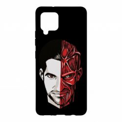 Чохол для Samsung A42 5G Lucifer the man and the devil