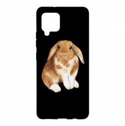 Чохол для Samsung A42 5G Маленький кролик
