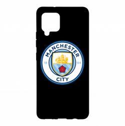 Чохол для Samsung A42 5G Manchester City