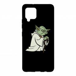 Чехол для Samsung A42 5G Master Yoda