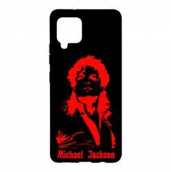 Чохол для Samsung A42 5G Майкл Джексон