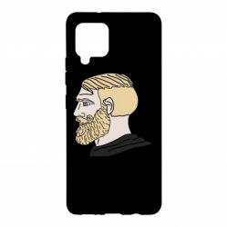 Чохол для Samsung A42 5G Meme Man Nordic Gamer